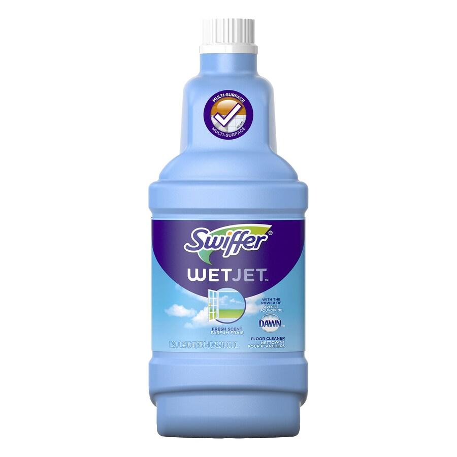 Swiffer Wetjet Open Window Fresh All-Purpose Cleaner