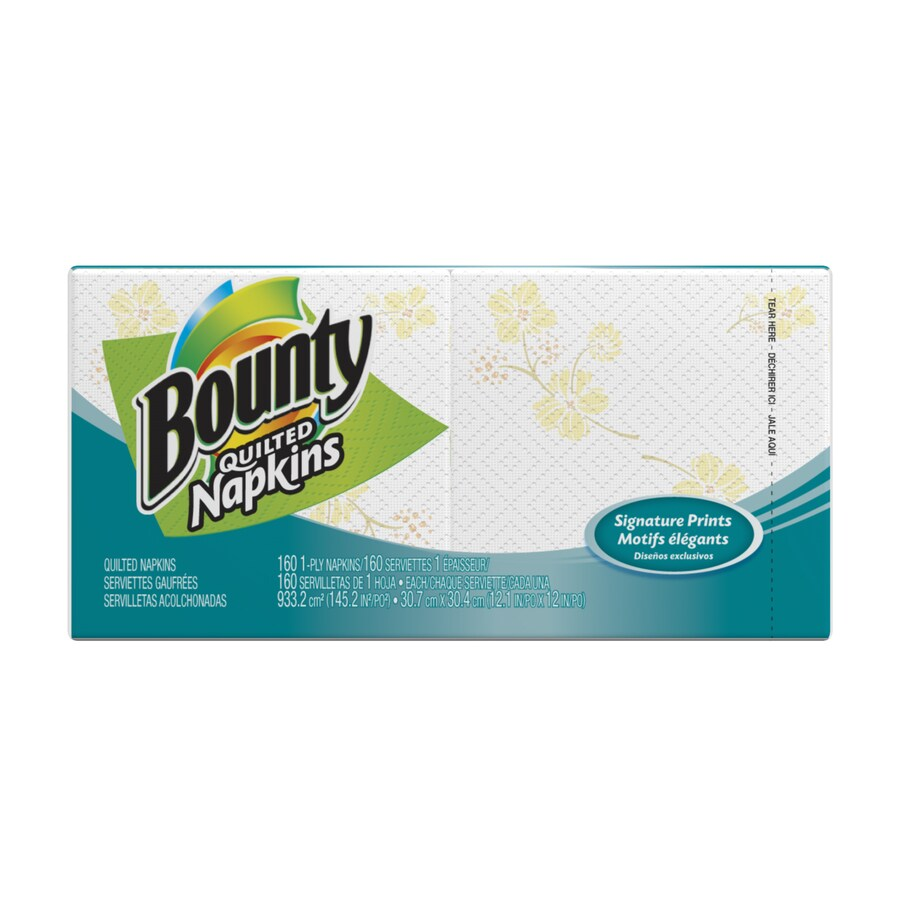 Bounty 160-Count Napkins