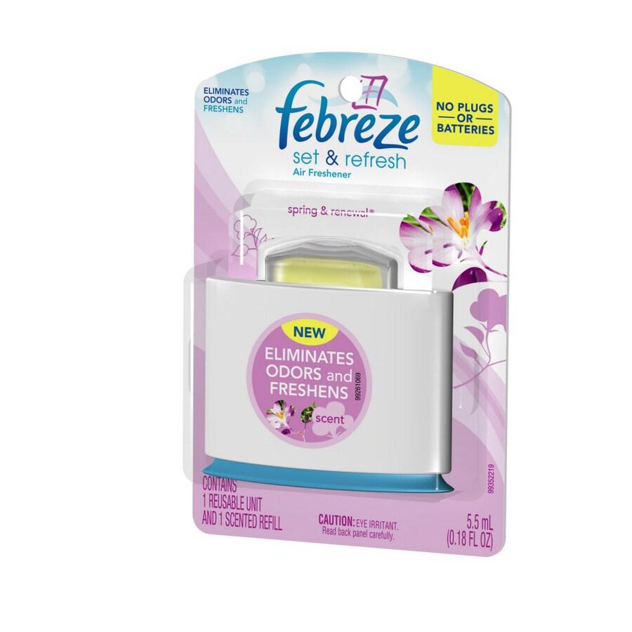 Febreze Spring & Renewal Liquid Air Freshener