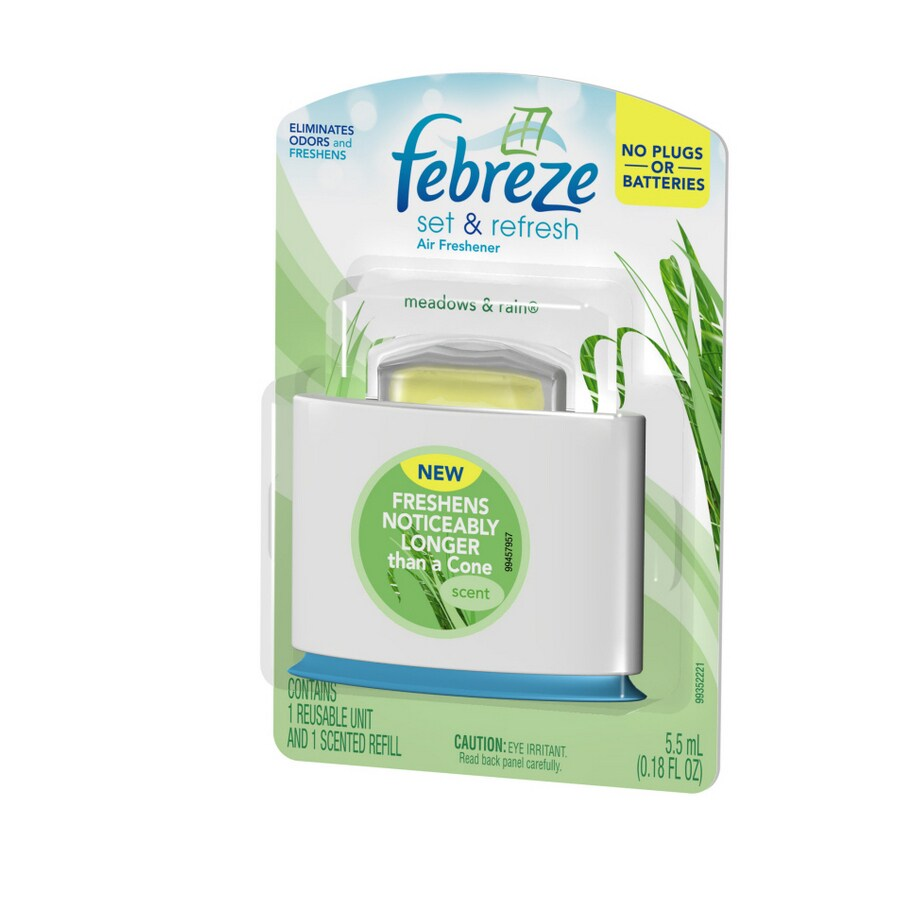Febreze Meadows & Rain Liquid Air Freshener
