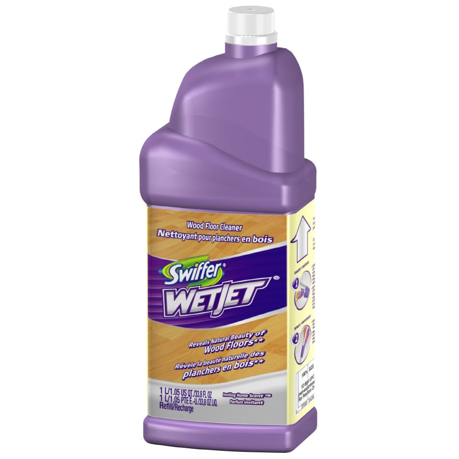 Swiffer Wet Jet Quart Floor Cleaner