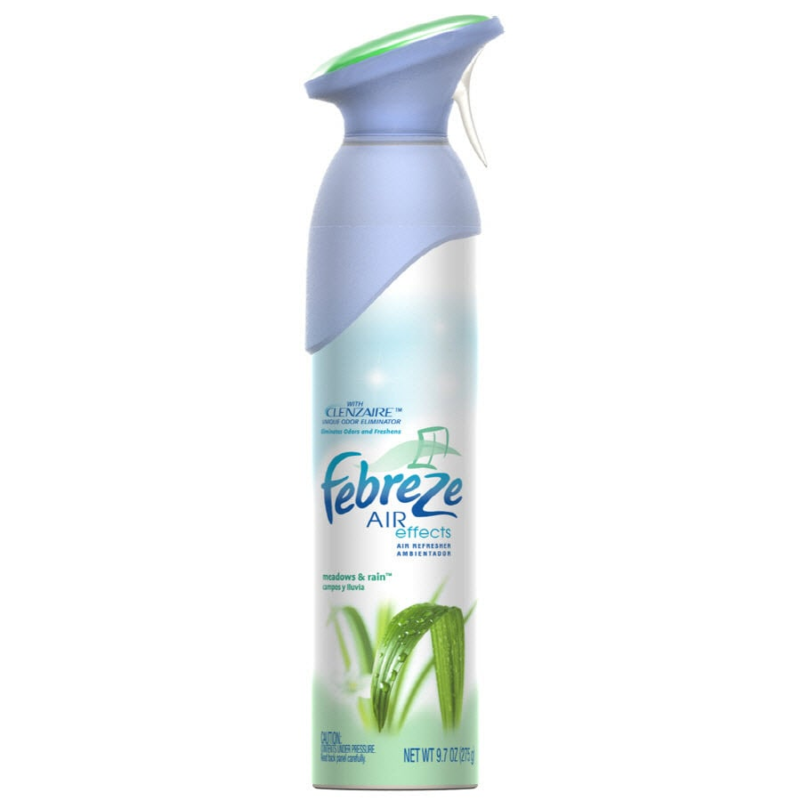 Febreze Meadows and Rain Air Freshener Spray