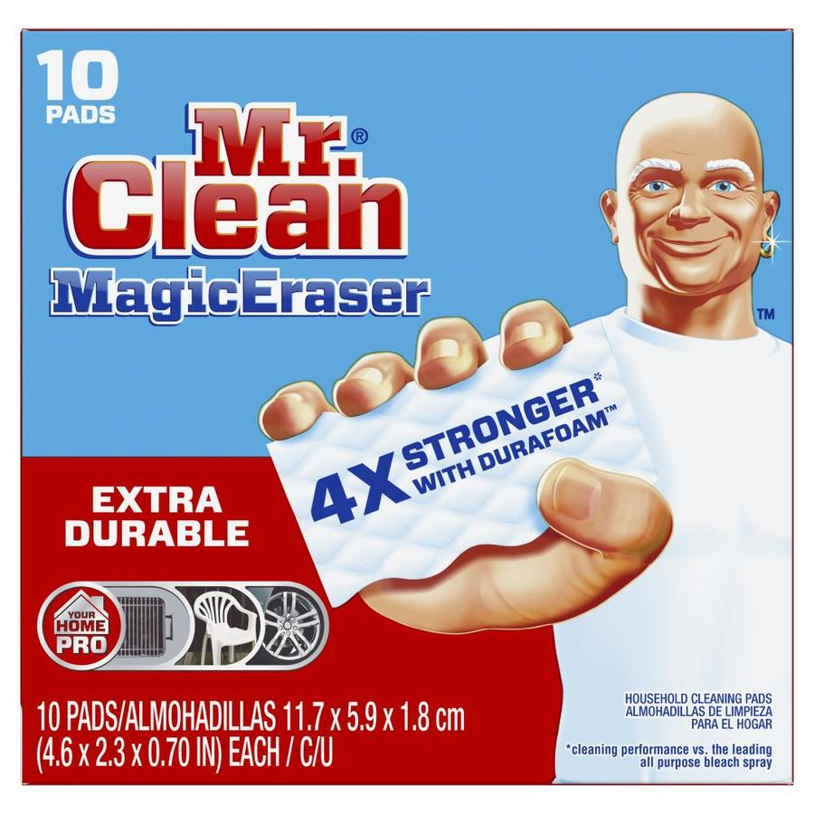 Puretec Extra Dense Magic Cleaning Eraser Sponges 10 Pack,free Shipping