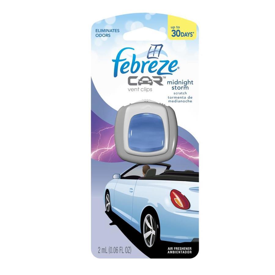 Febreze 0.06-oz Midnight Storm Solid Air Freshener