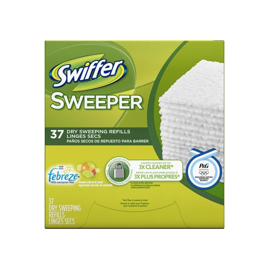 Swiffer Mop and Broom Floor Cleaner Refills