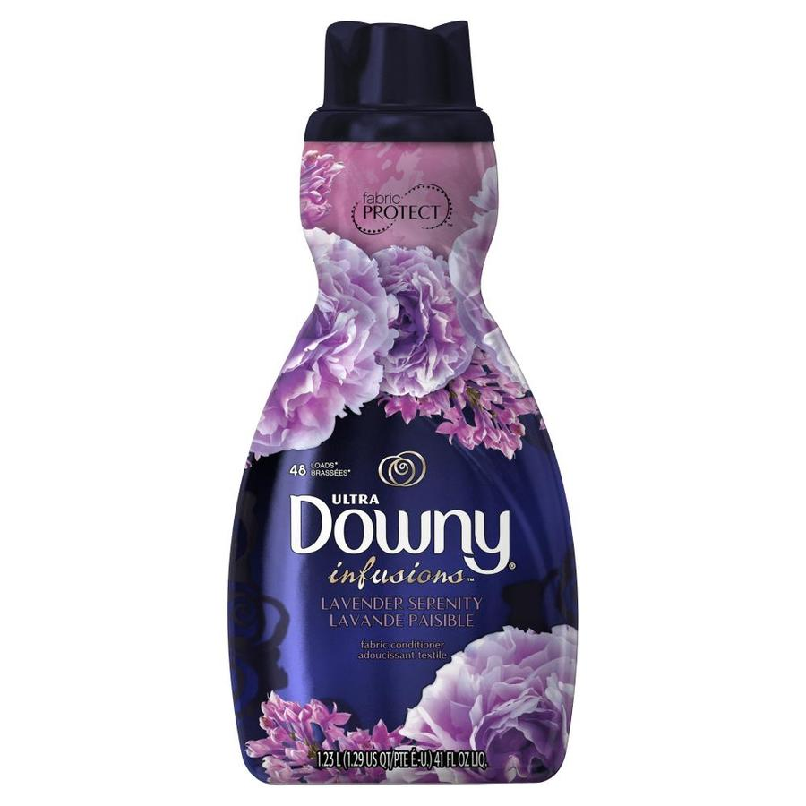 Downy 41-oz Infusions Lavender Fabric Softener