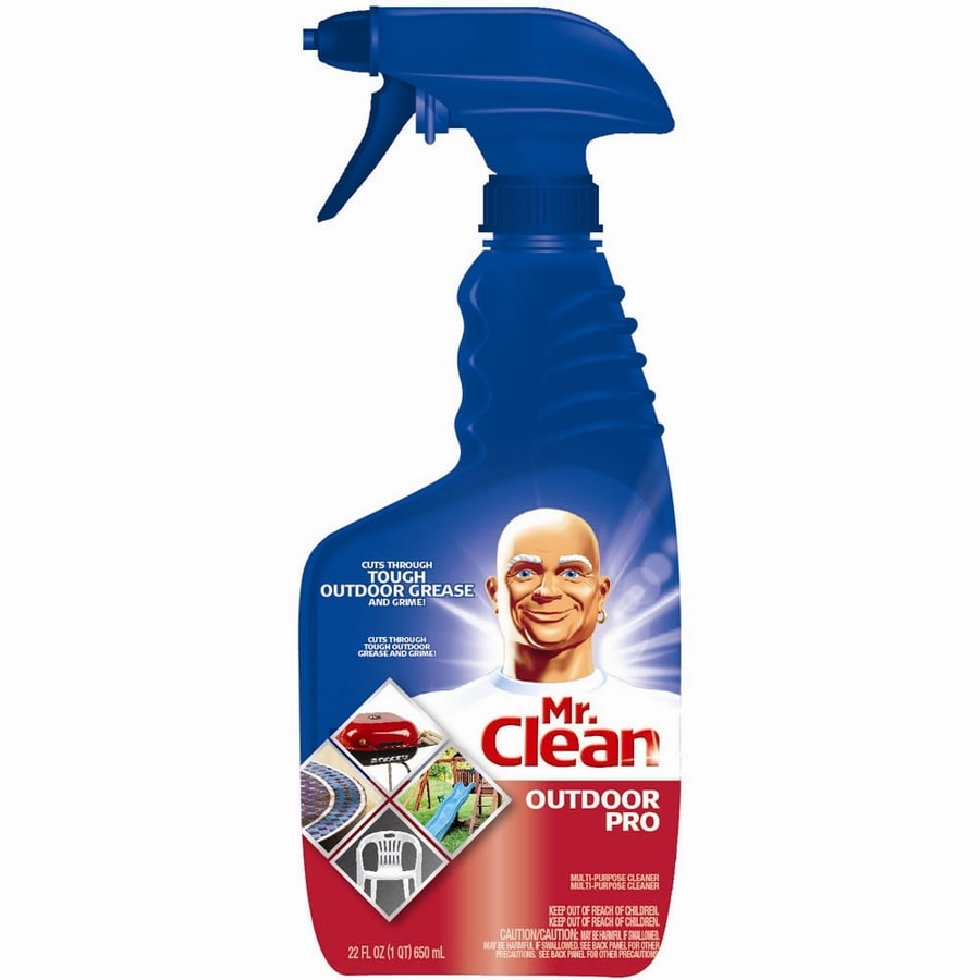 Mr Clean Outdoor Pro 22-oz Regular All-Purpose Cleaner