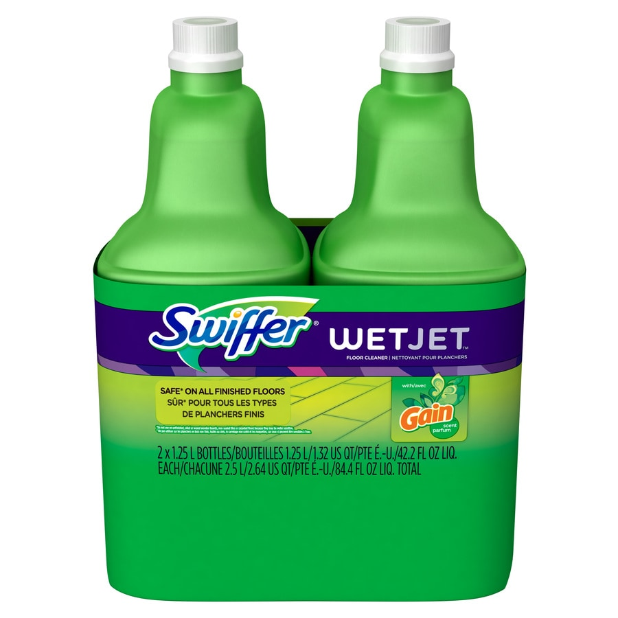 Swiffer 2-Pack 1.25-fl oz Hardwood Floor Cleaner
