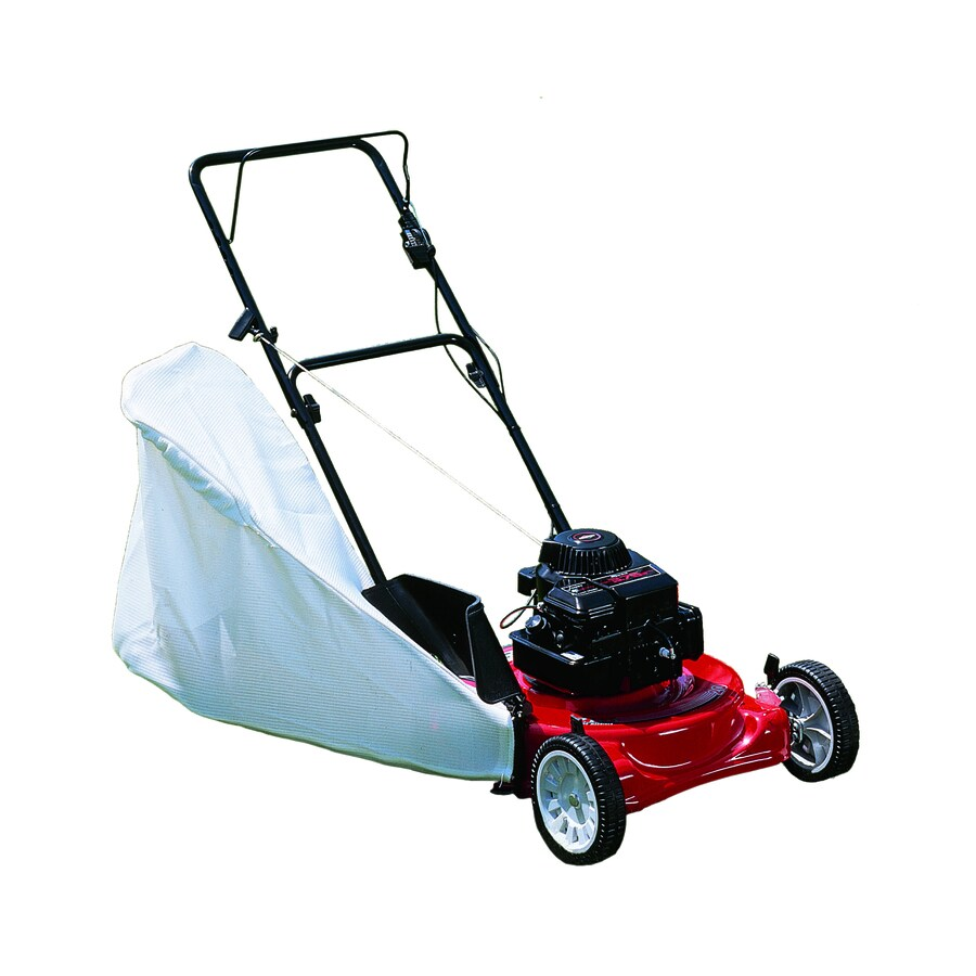 Troy-Bilt 1.6-Bushel Bagger for 21-in Pushmower