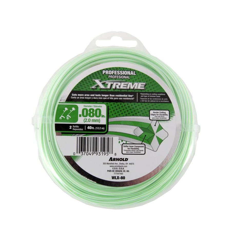 Arnold 40-ft Spool 0.08-in Trimmer Line