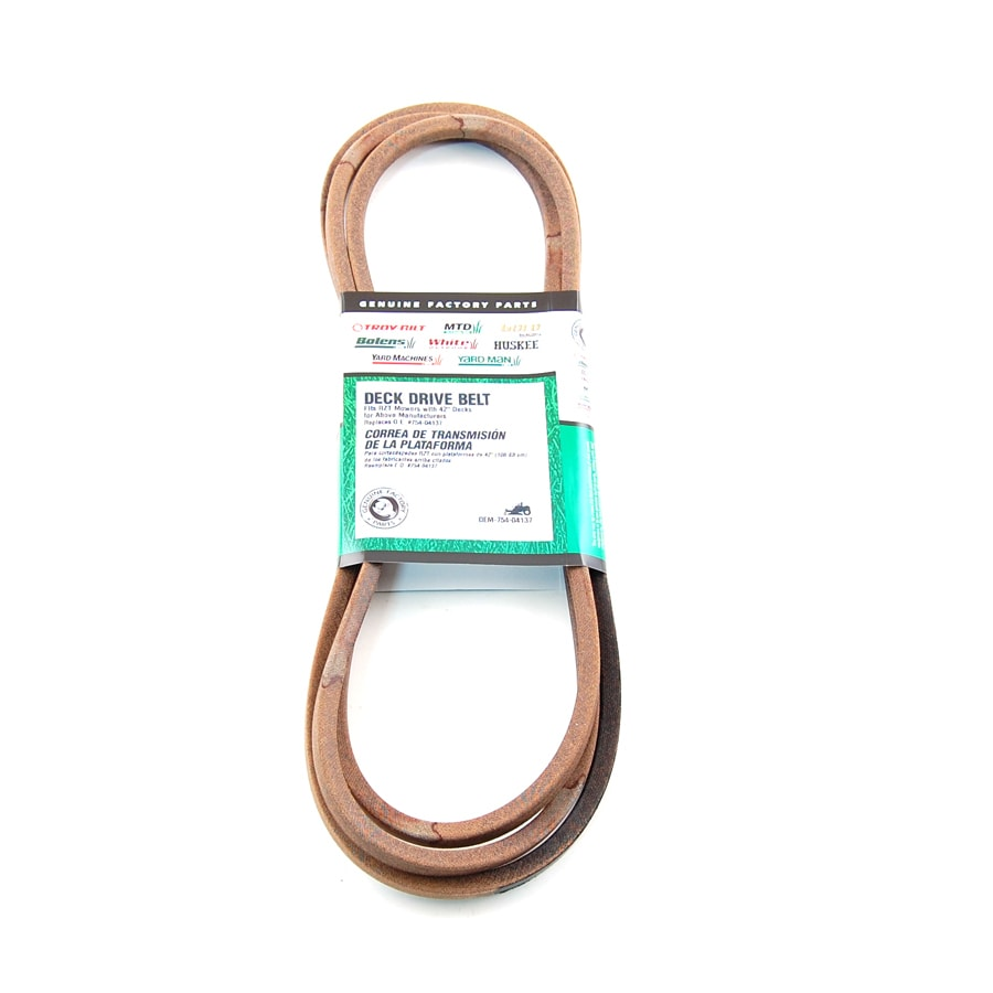 Arnold 42-in Deck/Drive Belt for Riding Lawn Mowers