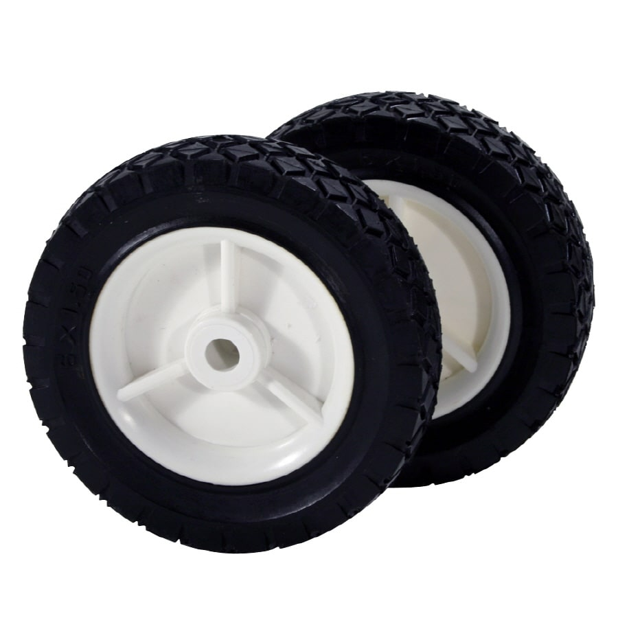 PreciseFit 2-Pack 6-in Walk-Behind Mower Wheels