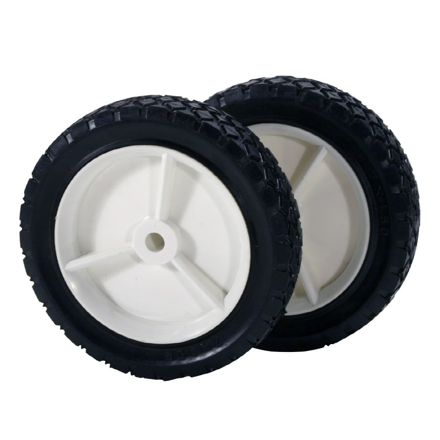PreciseFit 2-Pack 7-in Walk-Behind Mower Wheels