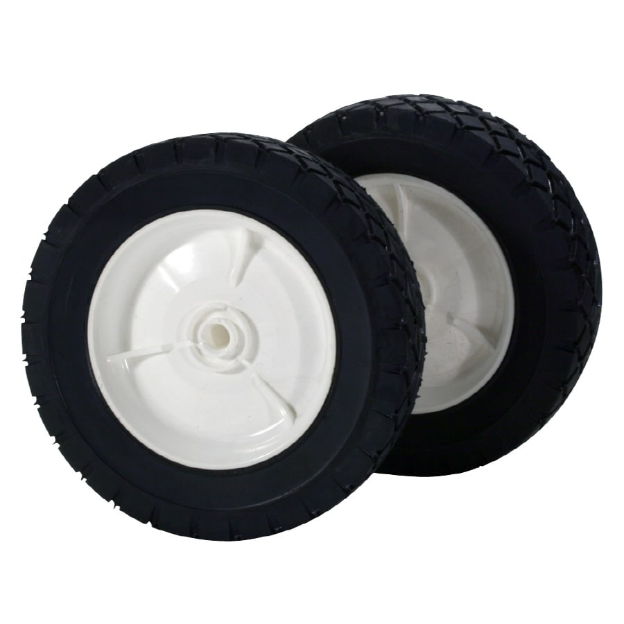 PreciseFit 2-Pack 8-in Walk-Behind Mower Wheels