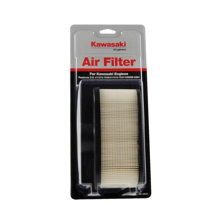 Kawasaki Paper Air Filter for 4-Cycle Engine