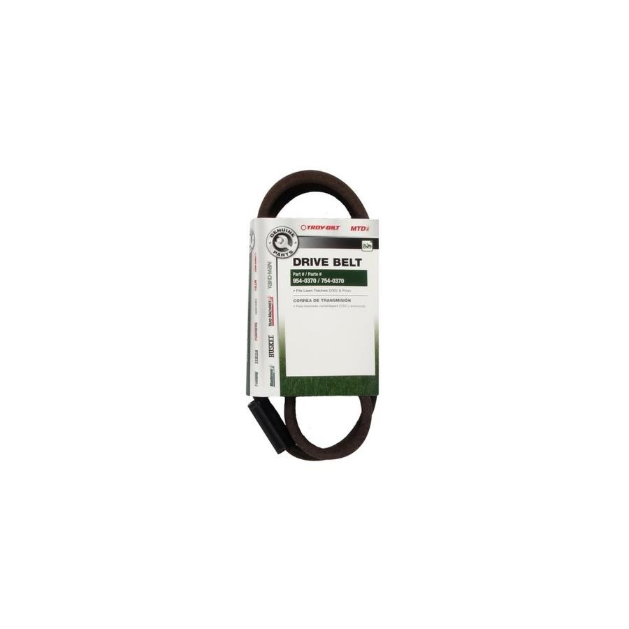 MTD 46-in Drive Belt for Riding Lawn Mowers
