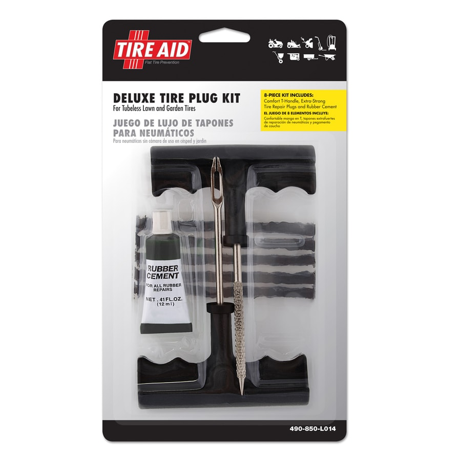 Tire Aid Deluxe Tire Plug Kit