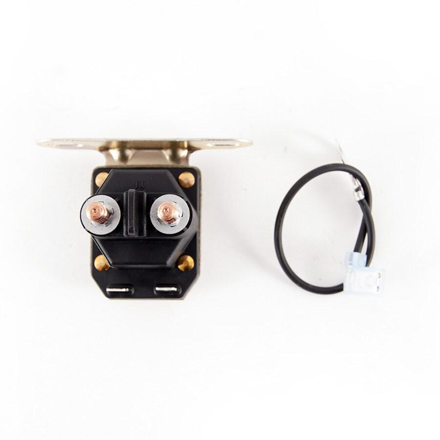 Troy-Bilt Solenoid with Jumper Wire Gas Shut-Off Valve