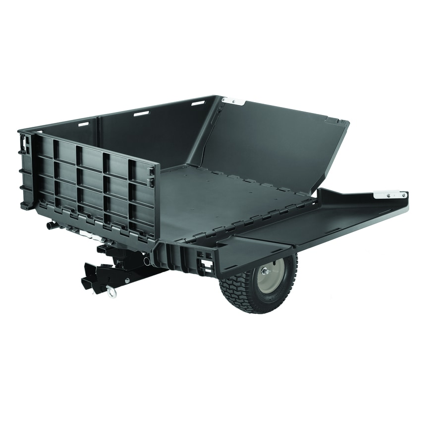 Shop Arnold 10 Cu Ft Poly Dump Cart At Lowes Com