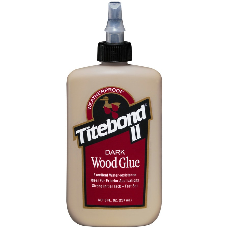 Titebond 8-oz Wood Glue Adhesive