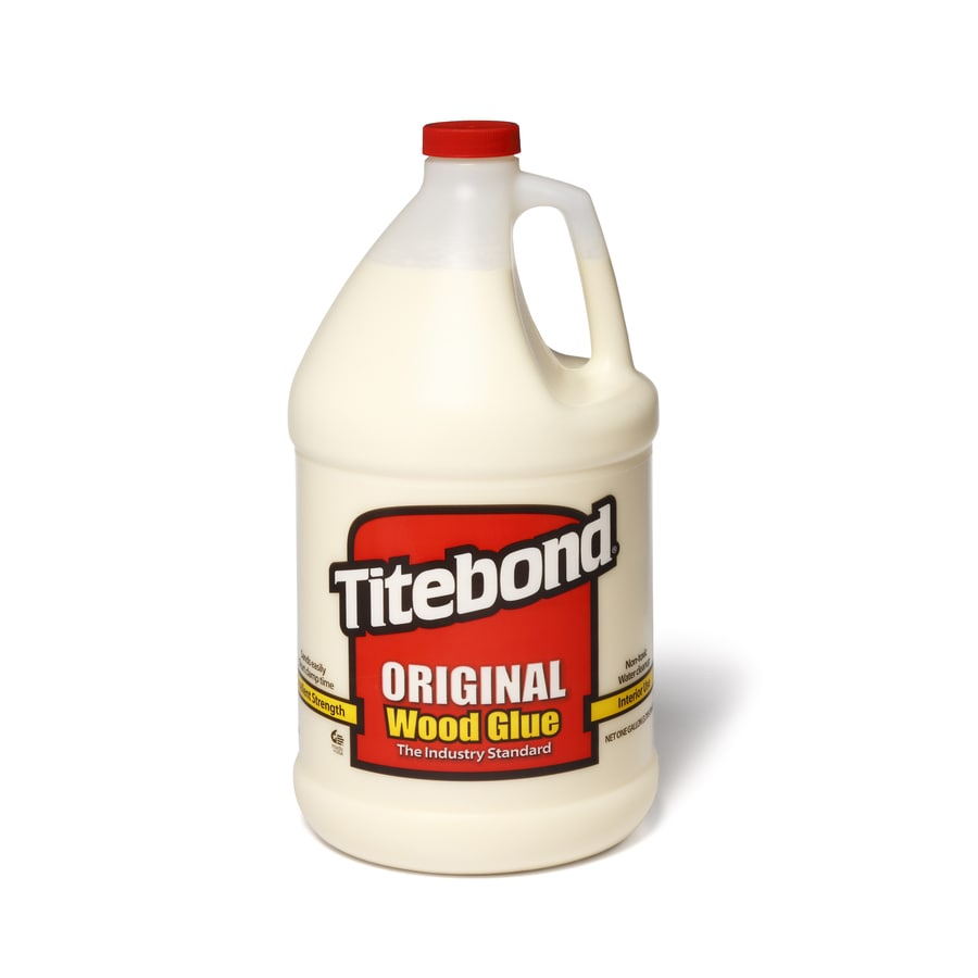 Titebond White Interior Wood Adhesive (Actual Net Contents: 128 Fluid Oz.)