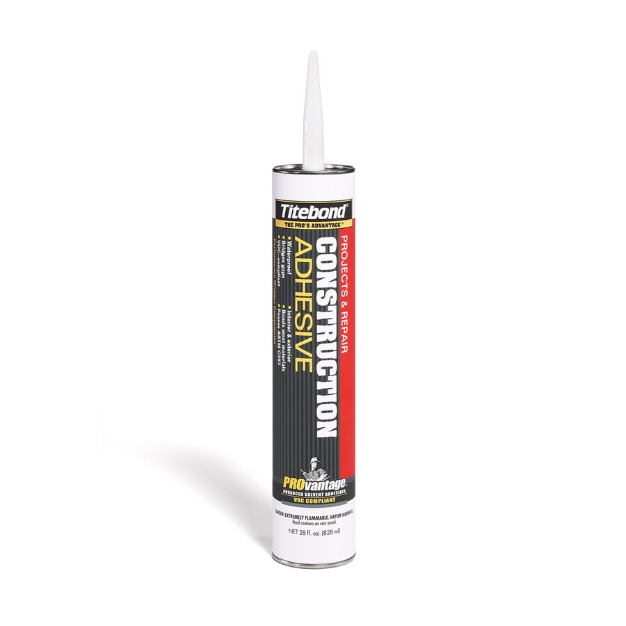 Titebond 28-oz Construction Adhesive