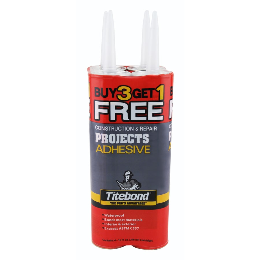 Titebond 10-oz Construction Adhesive