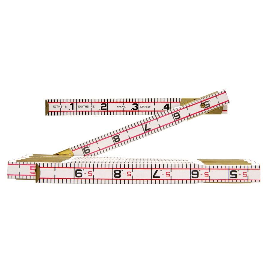 Lufkin 6-ft SAE Ruler
