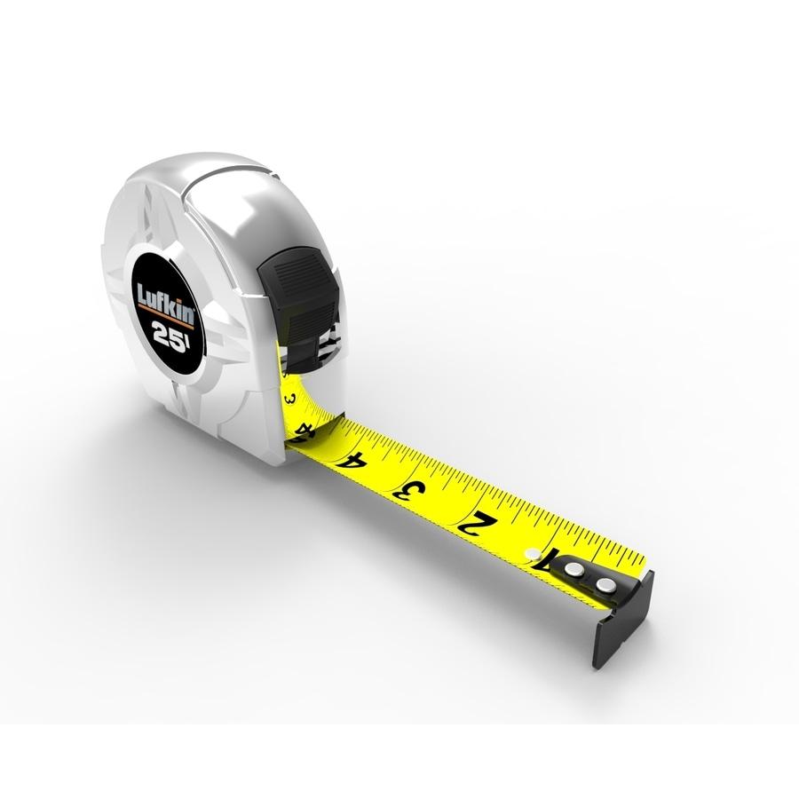 Lufkin 25-ft Locking SAE Tape Measure