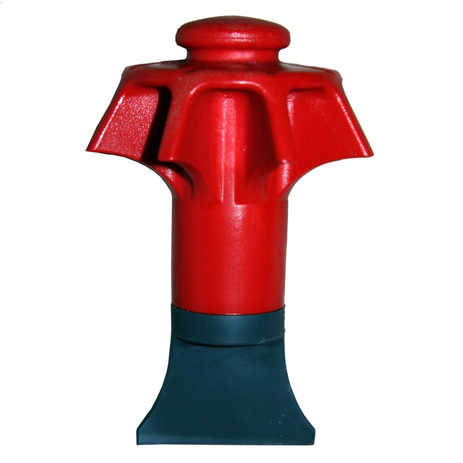Danco Disposal Genie 3.5-in Red Plastic Garbage Disposal Stopper