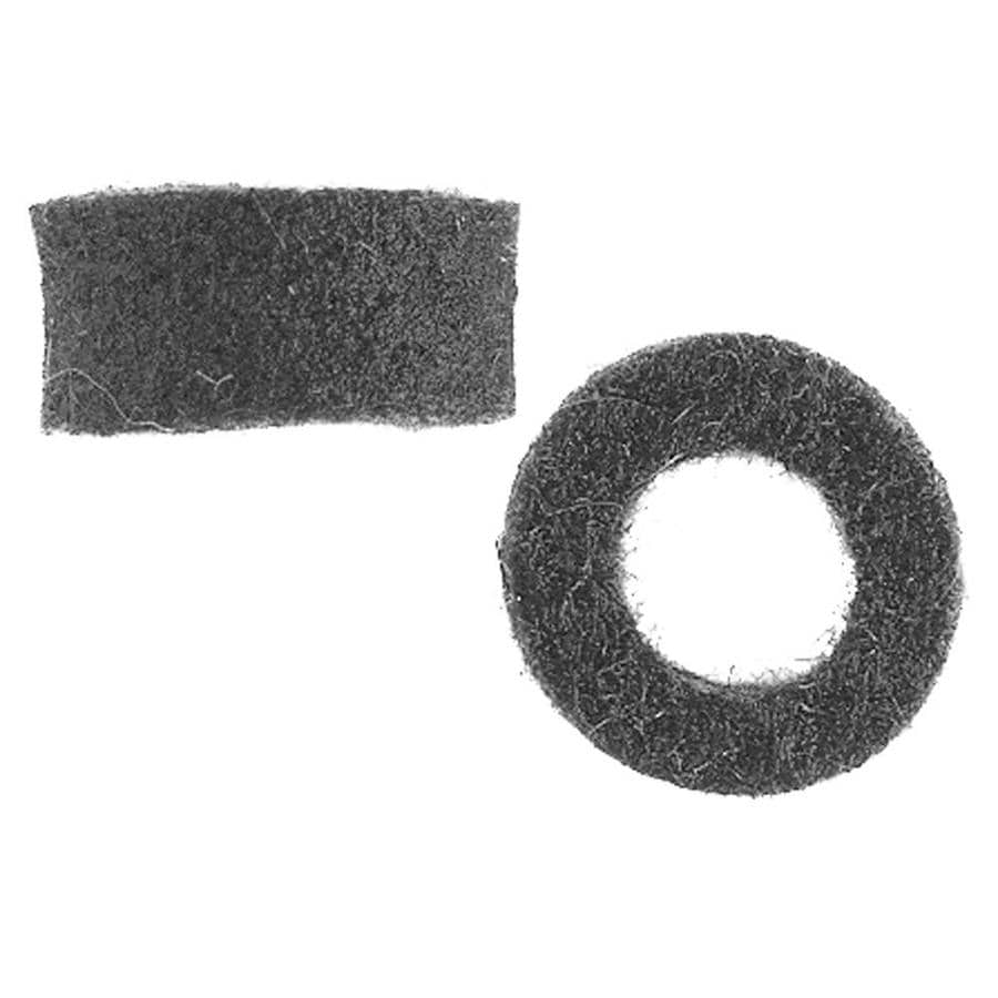 Danco 2-Pack 11/16-in Felt Bonnet Packing