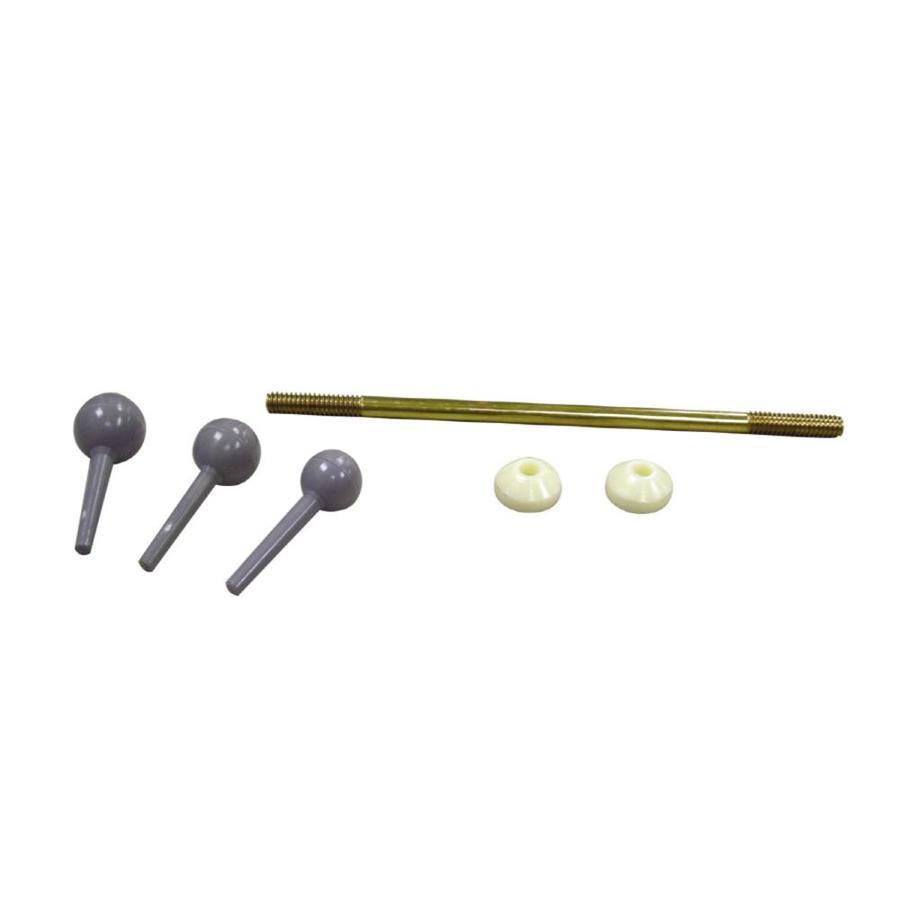 Danco Universal Chrome Pop-Up Drain Ball Rod Assembly