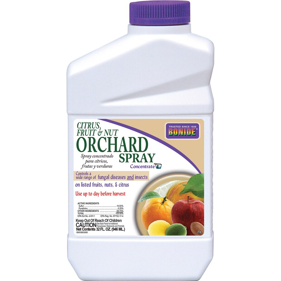 Bonide Cirtrus Fruit and Nut Orchard Spray