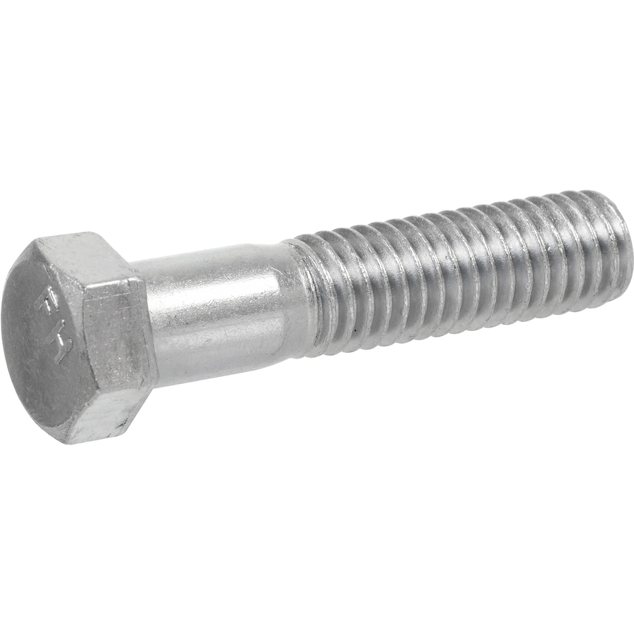The Hillman Group 6-in Zinc-Plated Standard (SAE) Hex Bolt