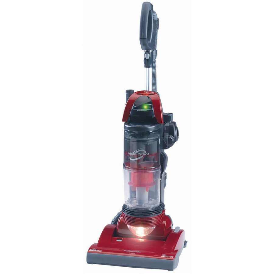 Panasonic Jetspin Bagless Upright Vacuum