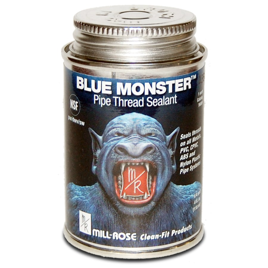 Blue Monster Industrial Grade Thread Sealant