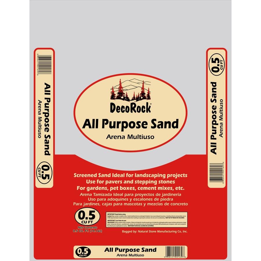 0.5-cu ft All Purpose Sand