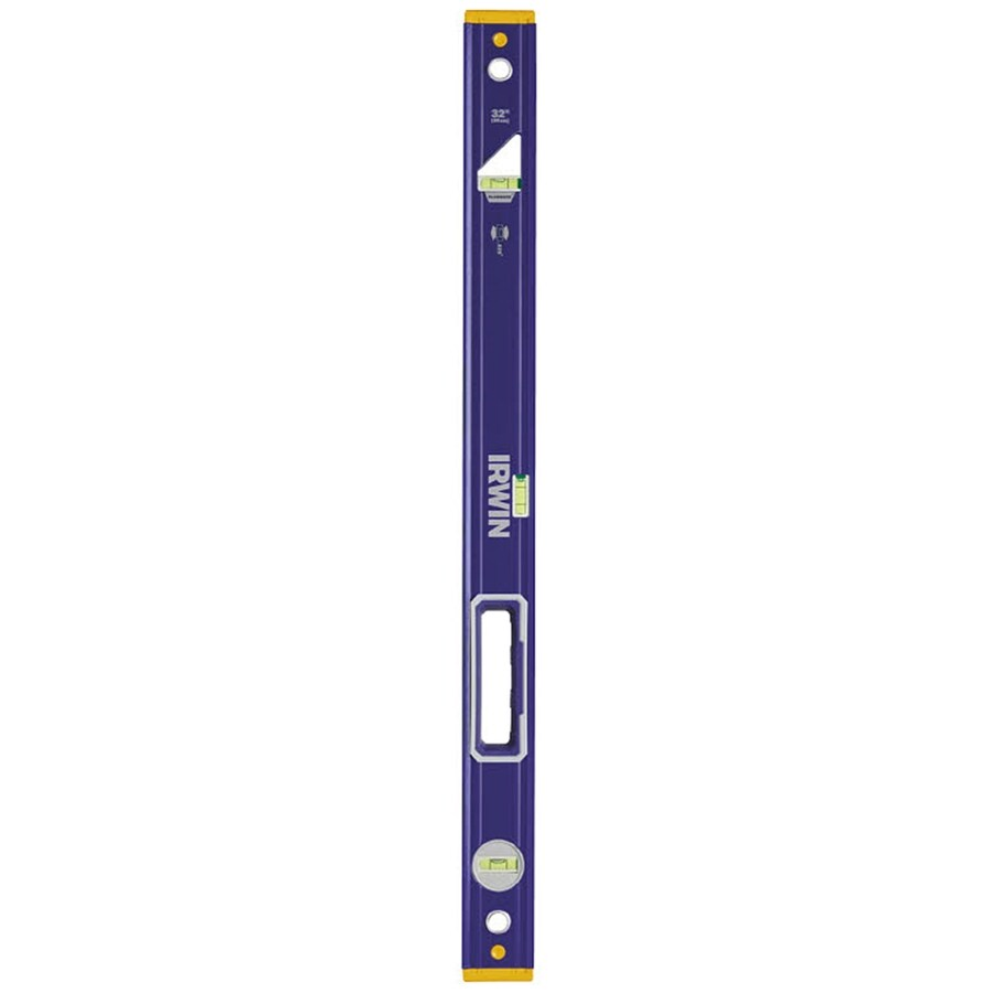 IRWIN 2500 Heavy Duty 32-in Box Beam Standard Level