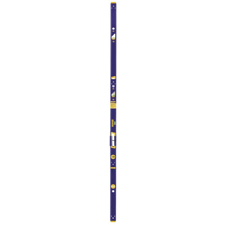 IRWIN 2000 Series 78-in Box Beam Standard Level