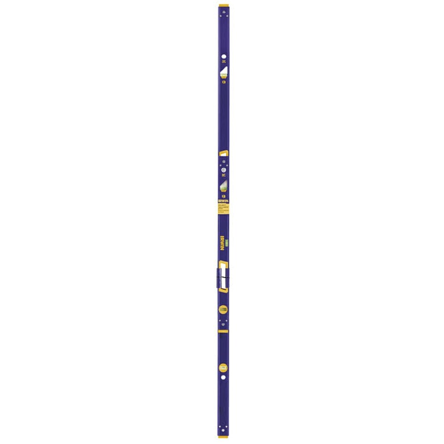 IRWIN 2050 Series 78-in Magnetic Box Beam Standard Level