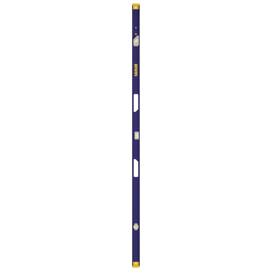 IRWIN 1550 Heavy Duty 78-in Magnetic I-Beam Standard Level