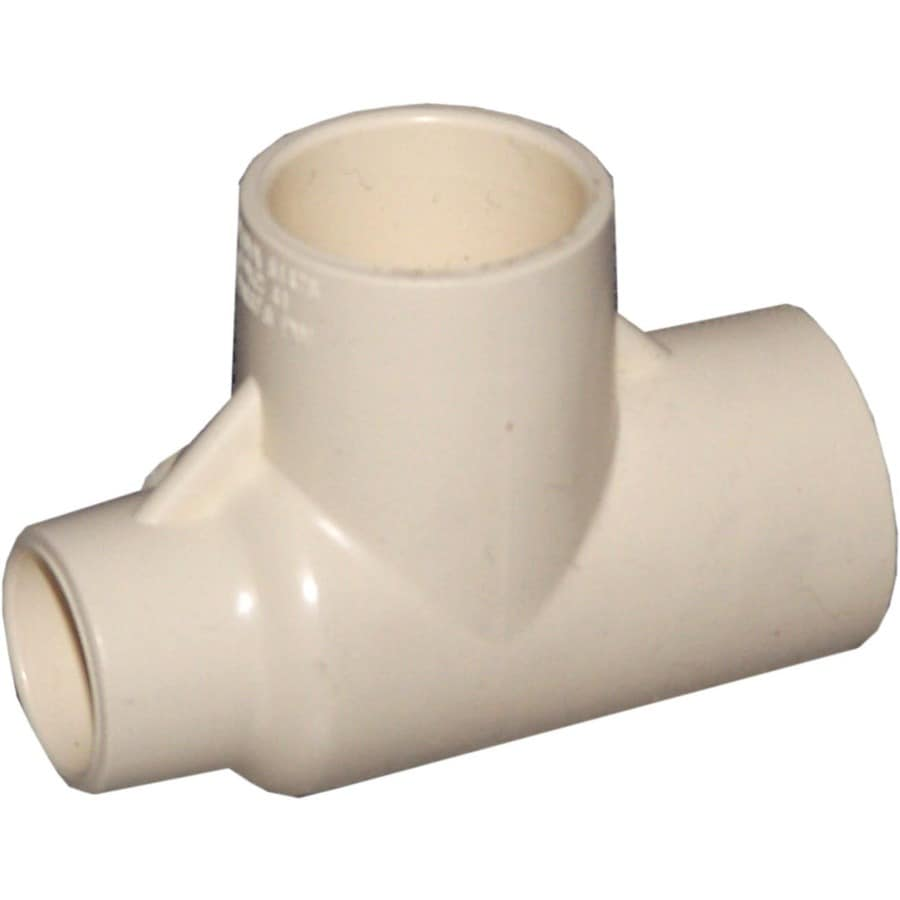 Genova 3/4-in x 1/2-in x 3/4-in Dia Tee CPVC Fittings