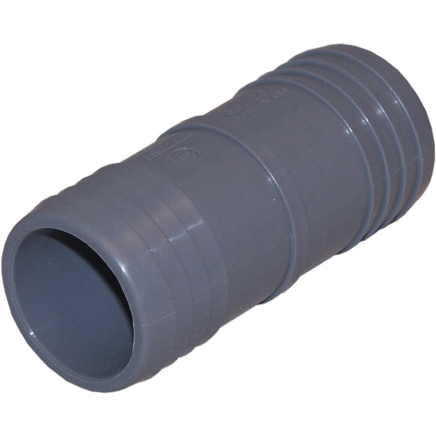 Genova 1-1/2-in Dia Polypropylene Coupling