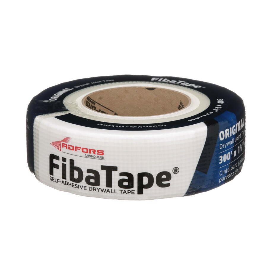 Adhesive Drywall Tape : Shop fibatape ft self adhesive joint tape at lowes