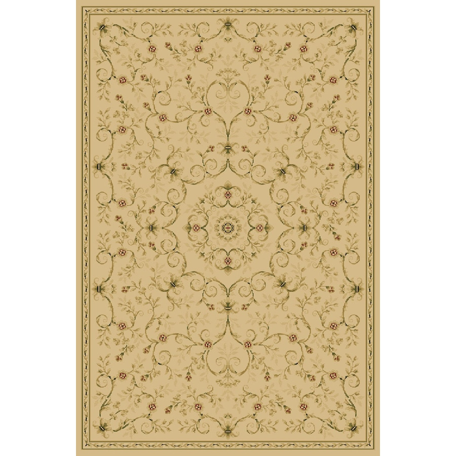 Natco Interlude Rectangular Indoor Throw Rug (Common: 2 x 4; Actual: 24-in W x 40-in L)