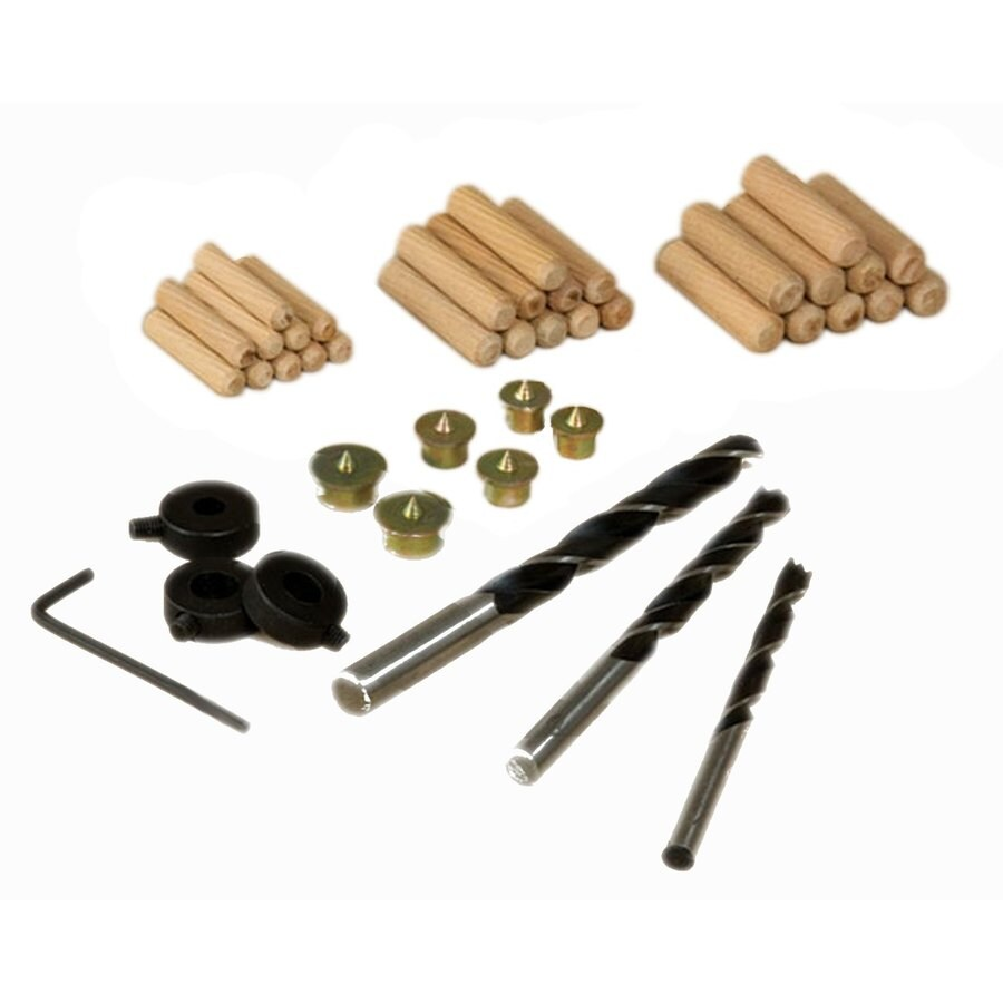 General Tools & Instruments Dowel Accessory Kit