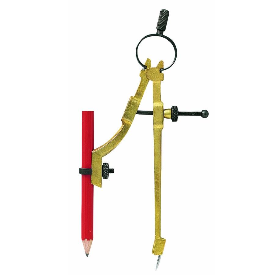 General Tools & Instruments Professional Pencil Compass/Divider