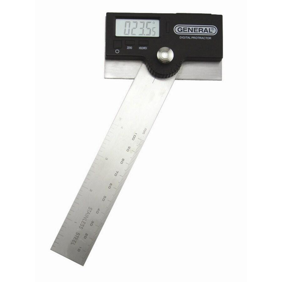 General Tools & Instruments Digital Protractor