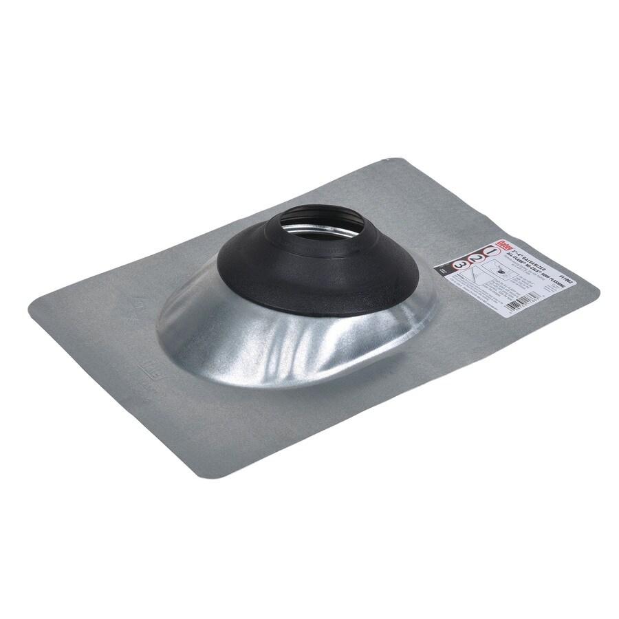 Oatey 12-in x 15-in Galvanized Steel Step Flashing