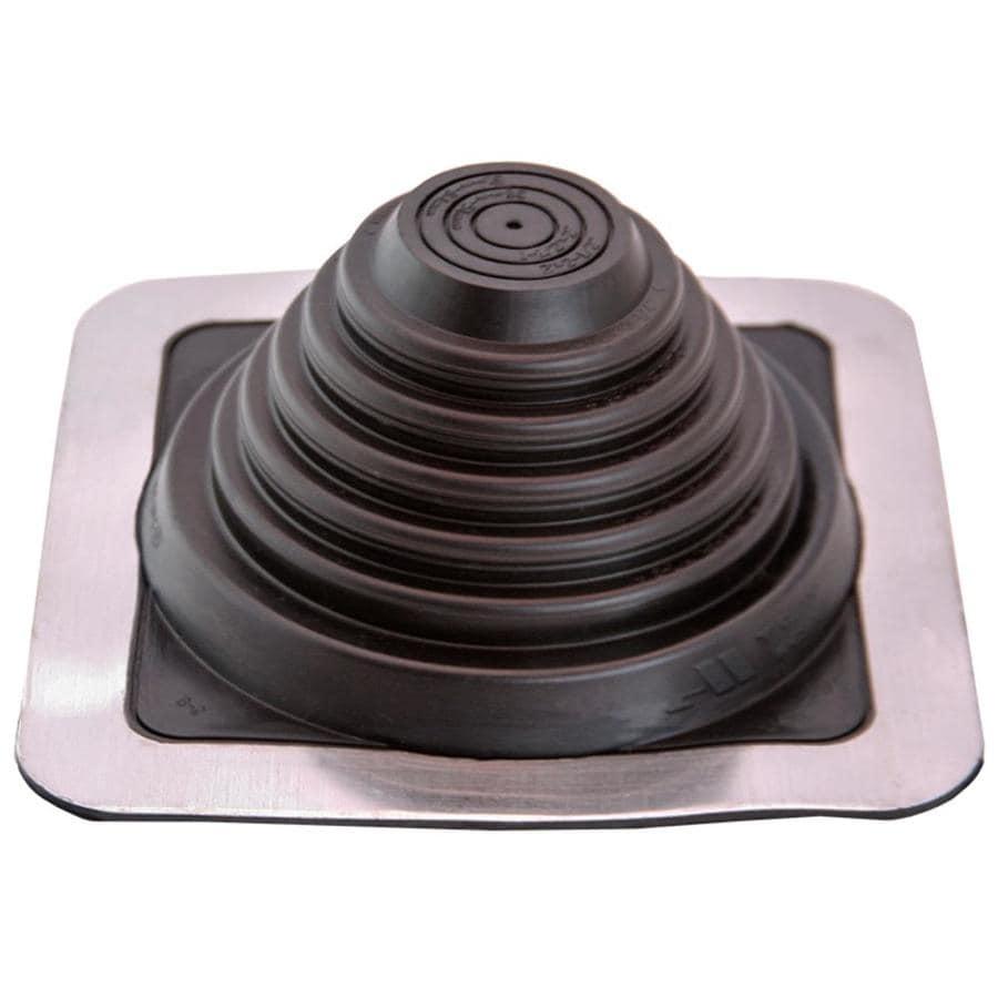 Oatey Master Flashing 8-in x 8-in Galvanized Steel Step Flashing